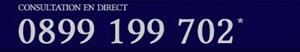 Consultation voyante en ligne 0899 199 702